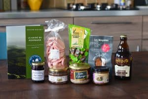Made in France Box - Janvier 2017