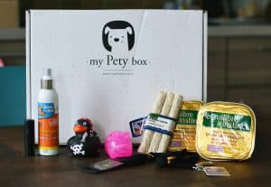 My Pety Box - Janvier 2017