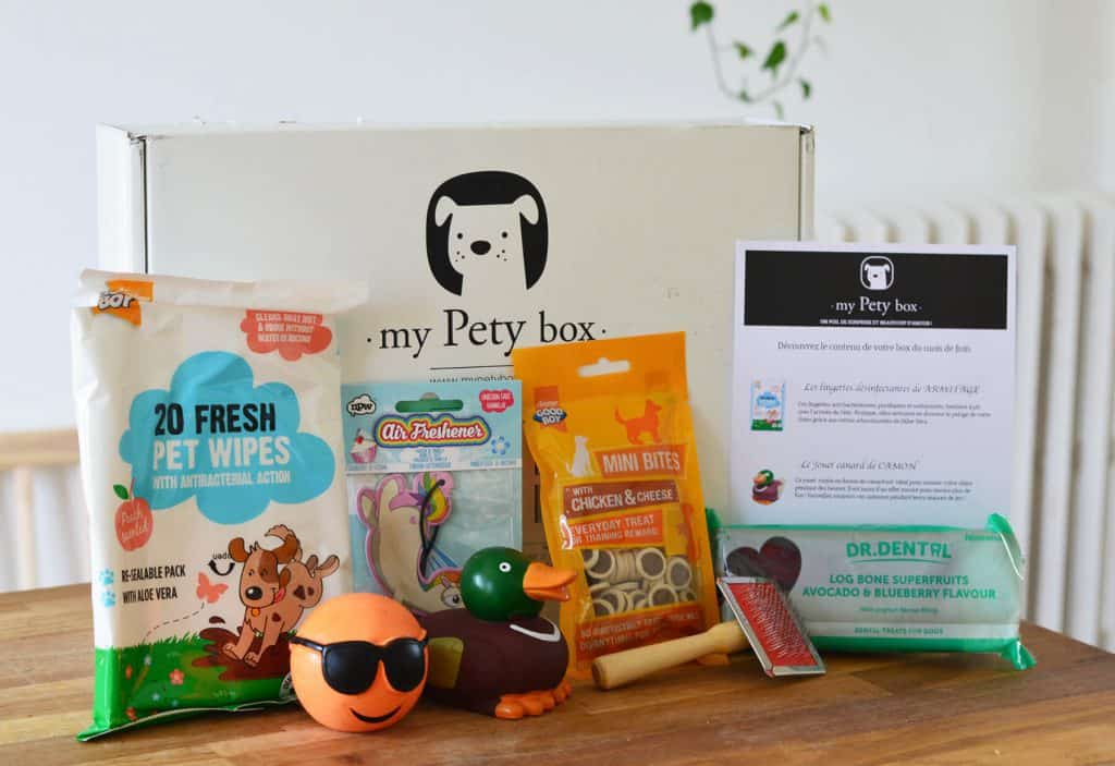 My Pety Box - Juin 2017