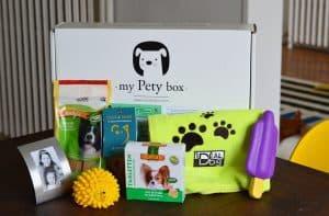 My Pety Box - Mai 2017
