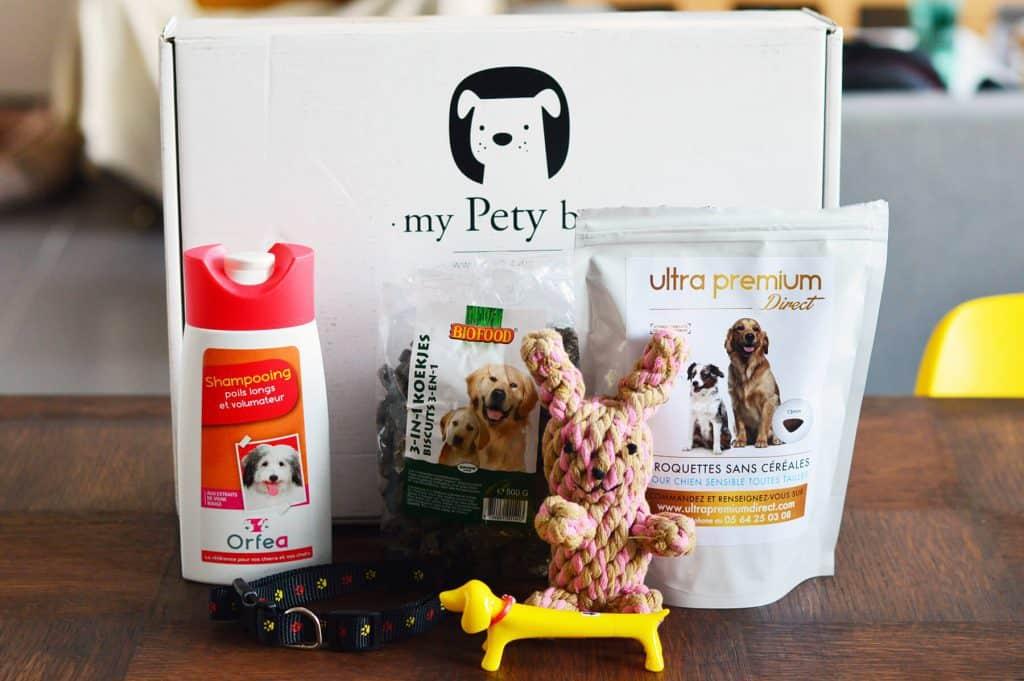 My Pety box - Octobre 2016