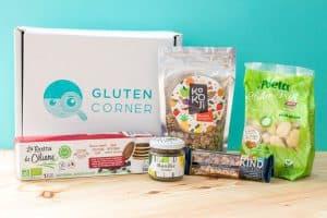Gluten Box - septembre 2016