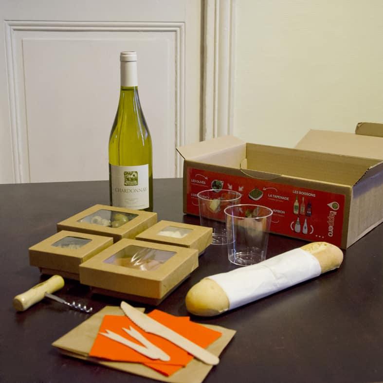 L'Appero - LA BOX
