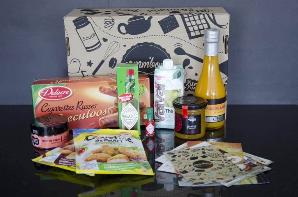 MmmBox - Septembre '12