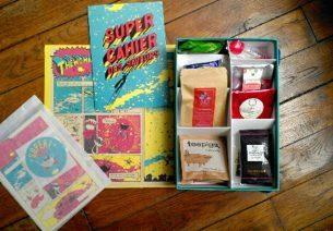 La Thé Box - Septembre 2013