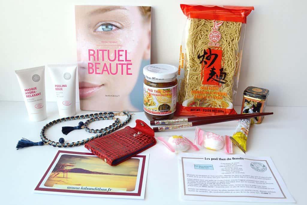 Bandit Box Elle - Mars 2014