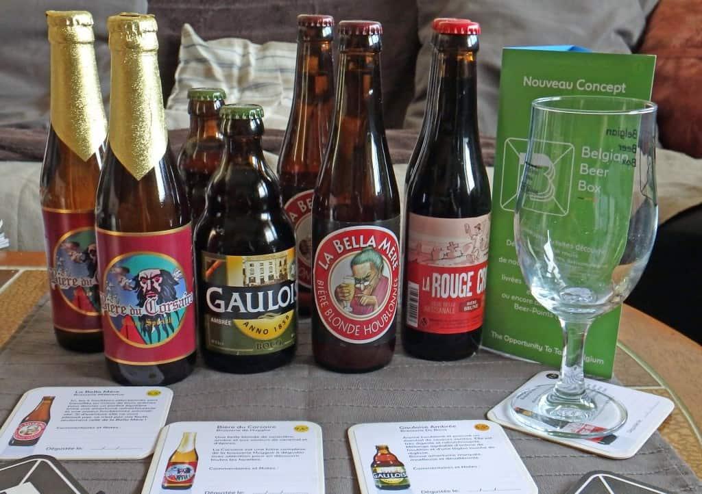 Belgian Beer Box