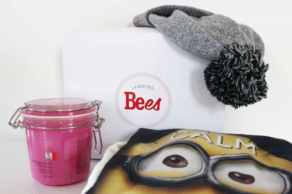 La Box Des Bees - Janvier 2015