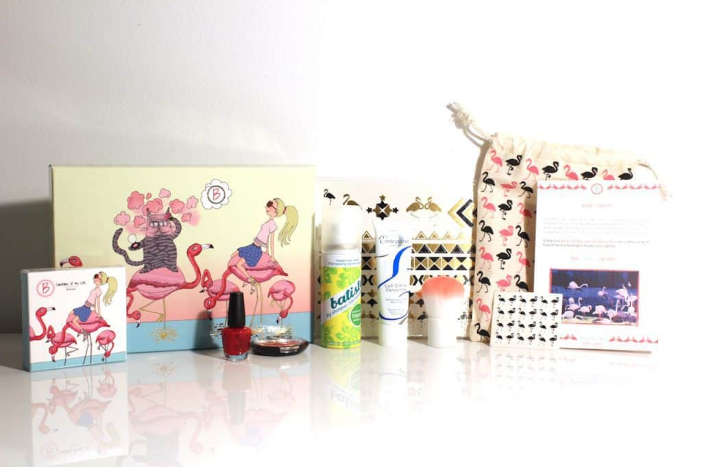Beautiful Box – Septembre 2016