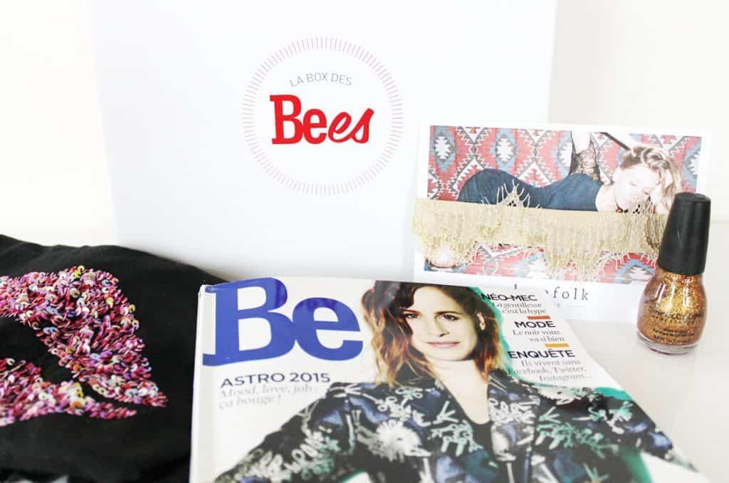 La Box Des Bees - Décembre 2014