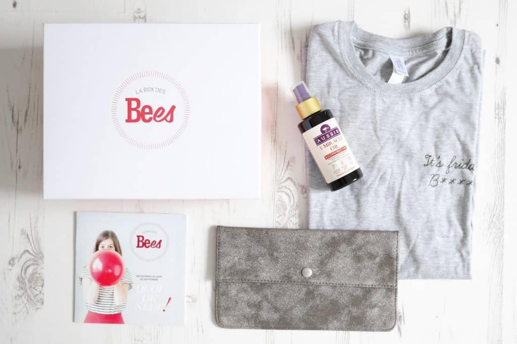La Box des Bees - Novembre 2015