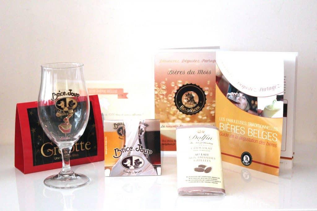 La Belgibeer box - Décembre 2014