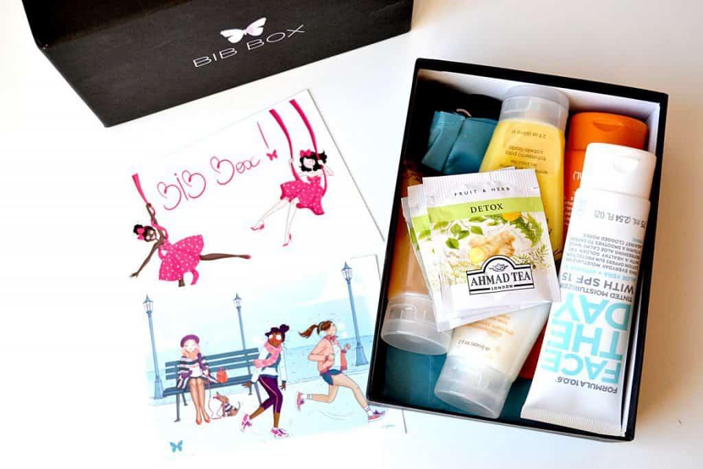 BIB Box - Janvier 2015