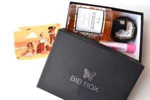 BIB Box - Juillet 2015