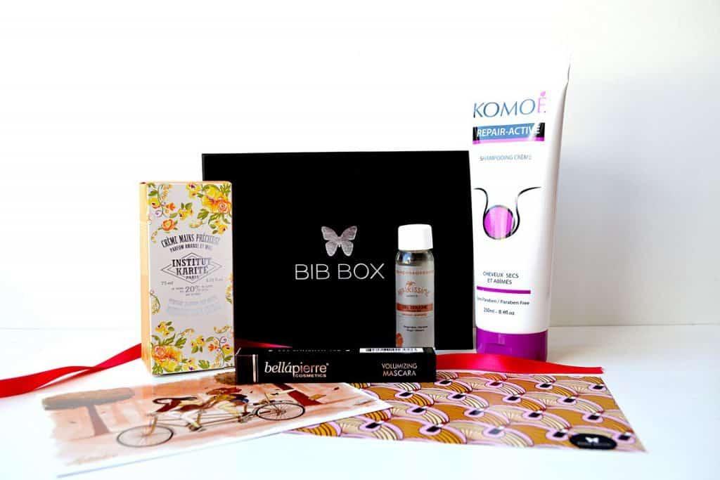 BIB Box - Septembre 2014