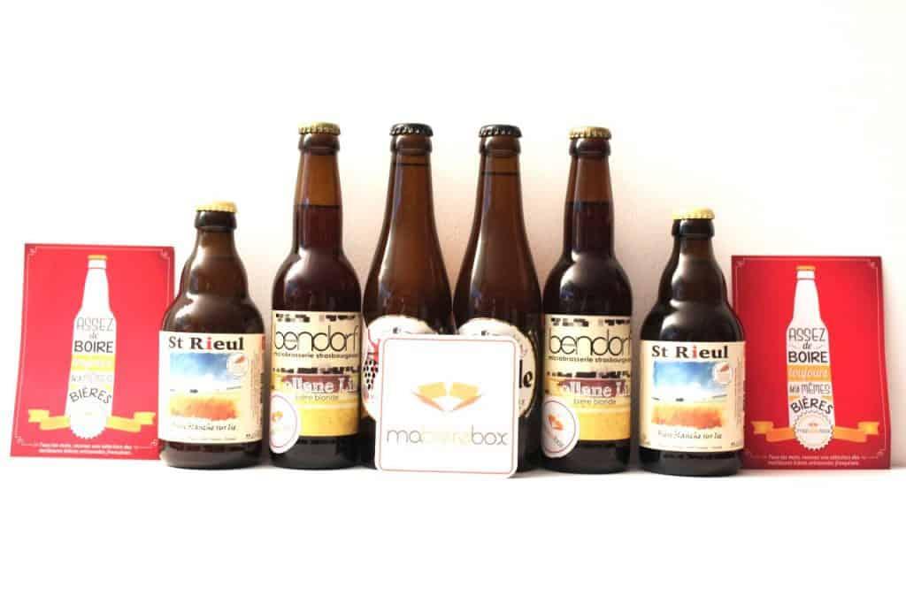 Ma Bière Box - Mai 2014