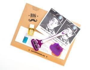 Big Moustache - Femme