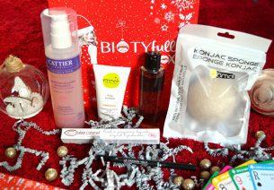 Biotyfull Box - Décembre 2016