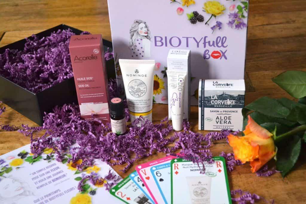 Biotyfull Box - Mars 2017