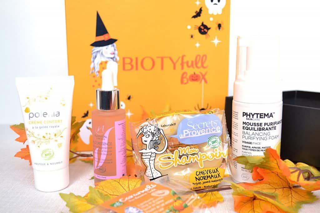 Biotyfull Box - Octobre 2016