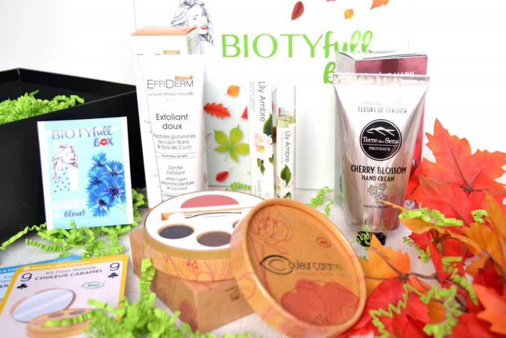 Biotyfull Box - Septembre 2016