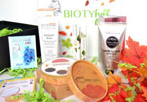 Biotyfull Box - Septembre 2016