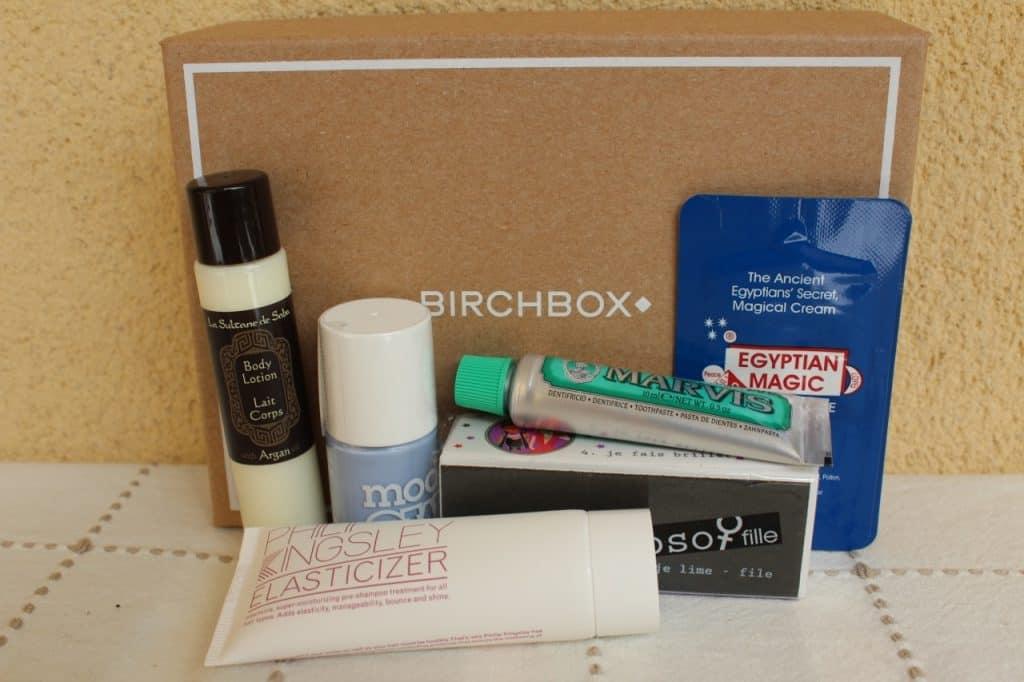 Birchbox Découverte