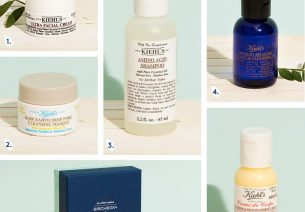 Birchbox X Kiehl's : le coffret cadeau Made In New-York