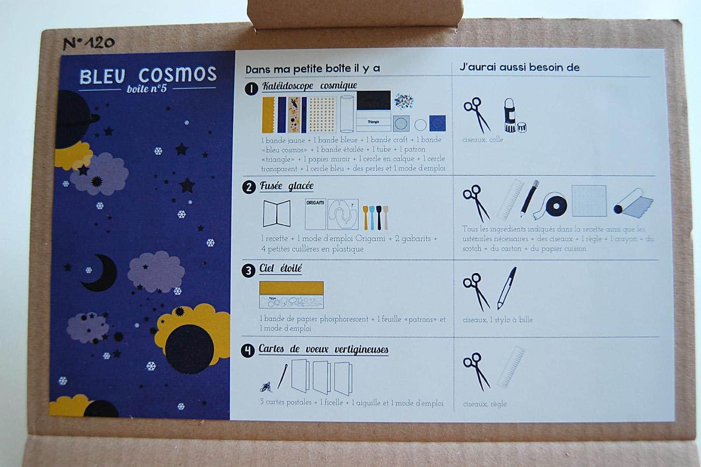 ma petite boîte en carton - décembre - la box du mois : avis et