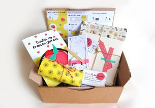 Petite boîte en carton - Juillet 2015