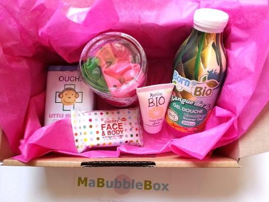 Ma Bubble Box - Avril 2013