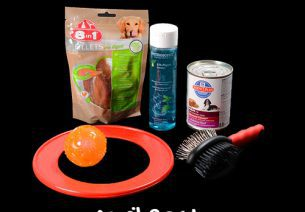 WaniBox for dog - Avril 2014