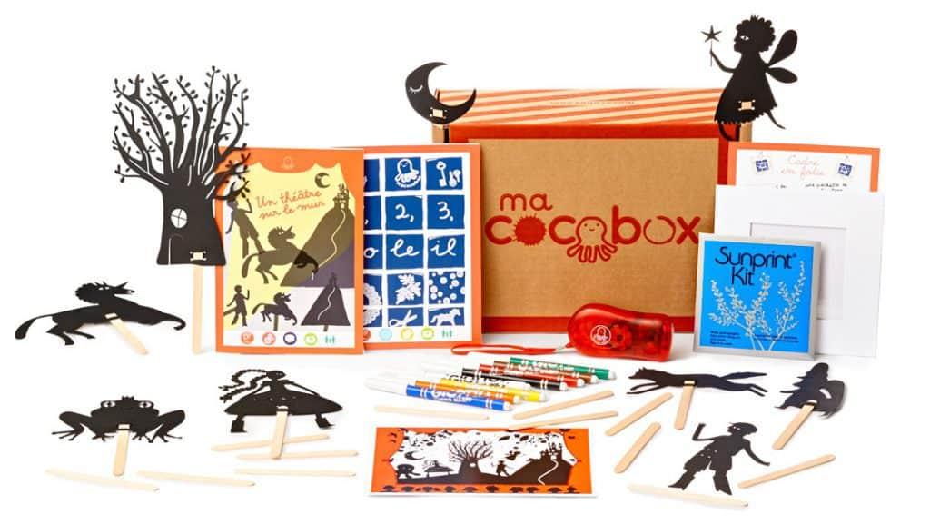 Macocobox - Janvier 2014