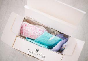 Box de fille - Octobre 2016