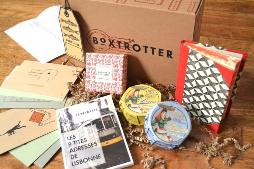 La Box Trotter - Février 2017