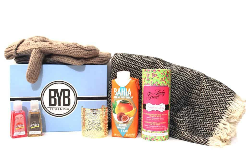Be Your Box – Octobre 2015