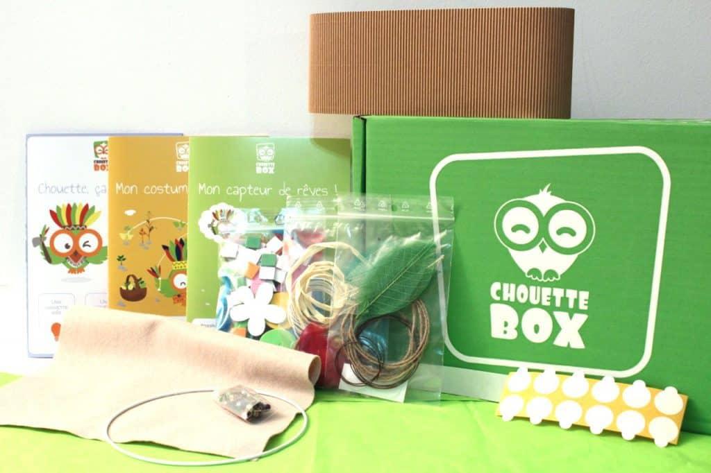 Chouette Box - Mars 2014