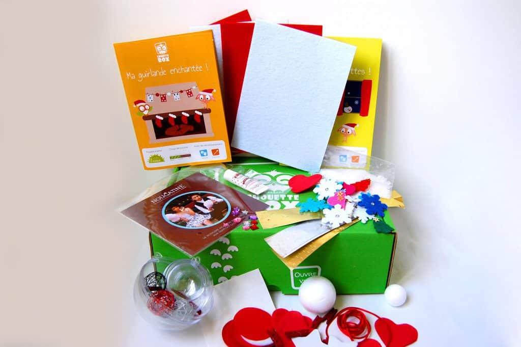 Chouette Box - Décembre 2014