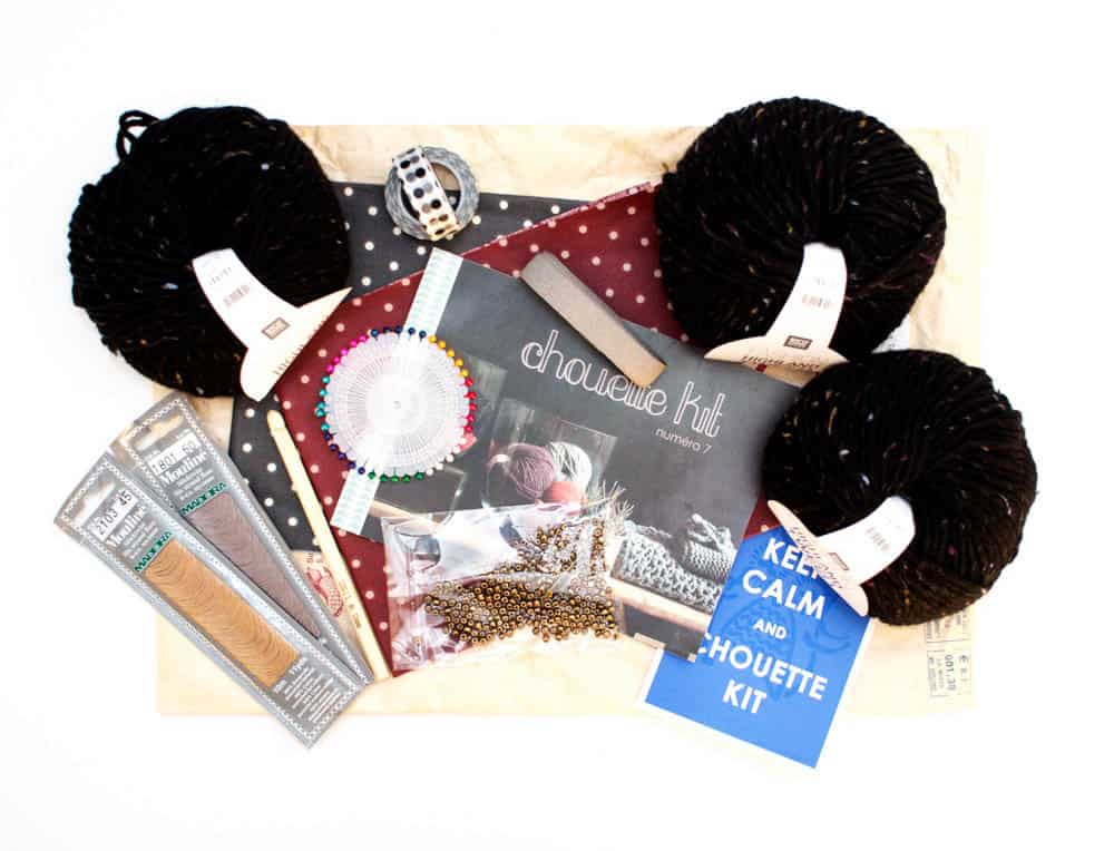 Chouette Kit - Octobre 2013