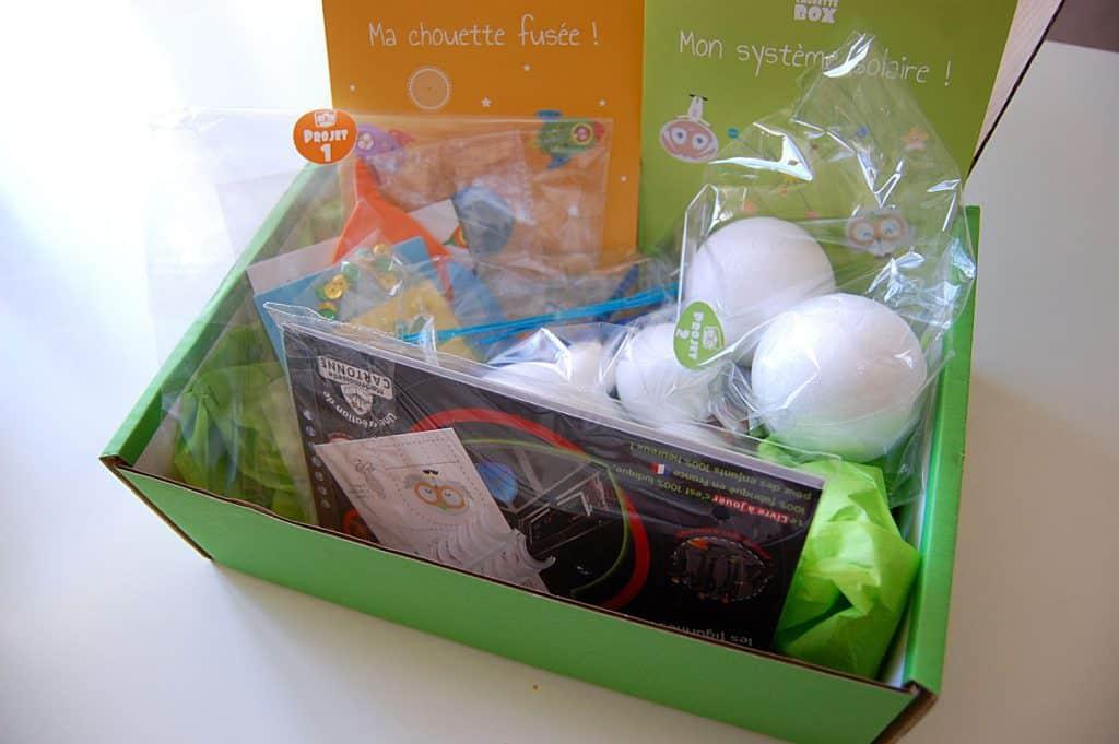 Chouette Box - novembre 2014