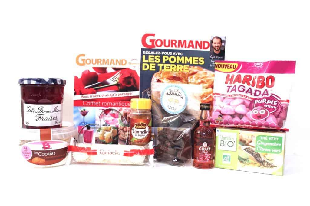 Coffret Gourmand - Février 2015