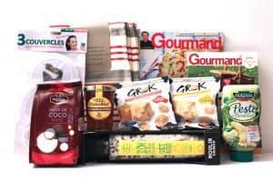 Coffret Gourmand - Juin 2014