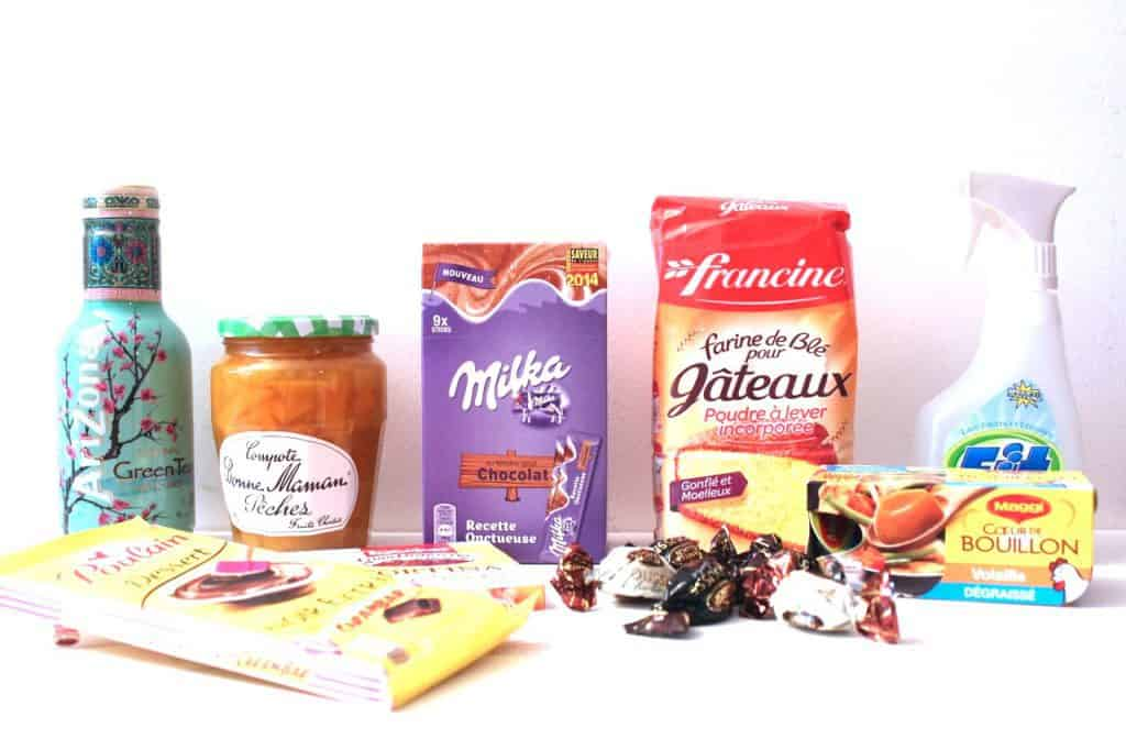 Coffret Gourmand - Septembre 2014