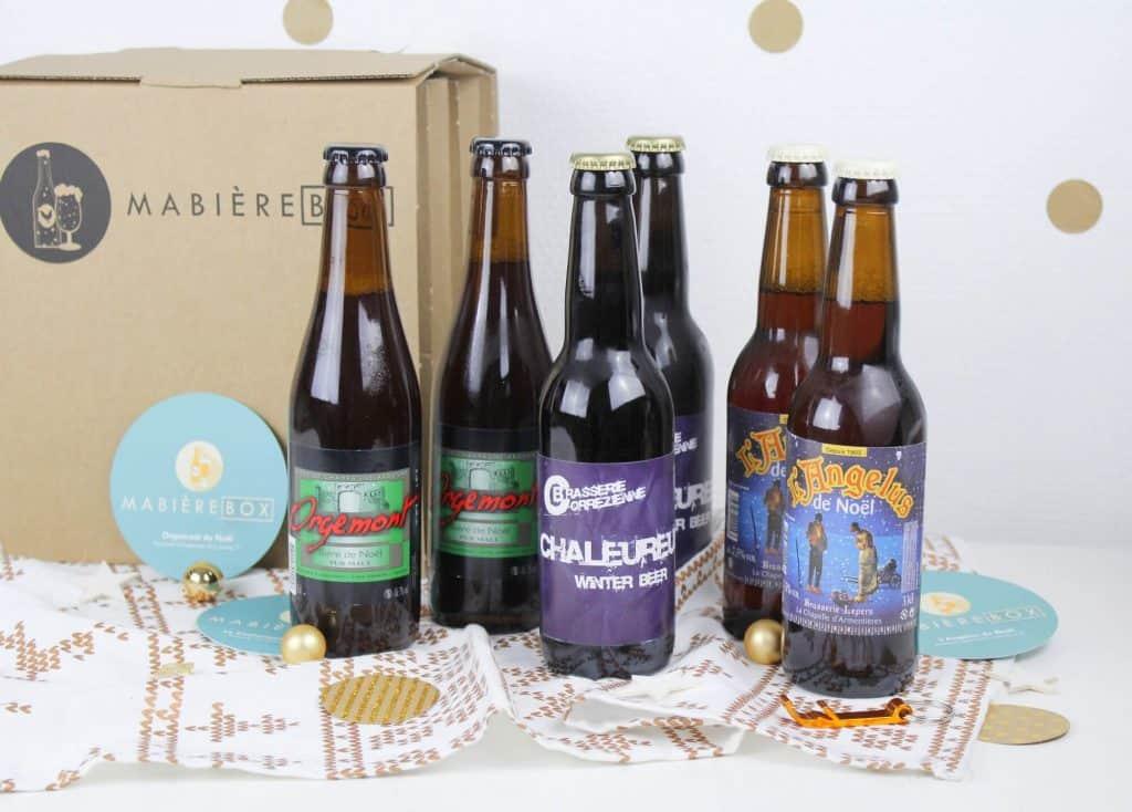 Ma Bière Box - Décembre 2016