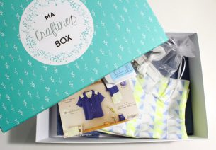 Ma Craftine Box - Avril 2017