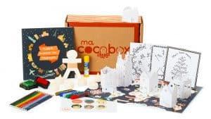 Macocobox - Décembre 2013