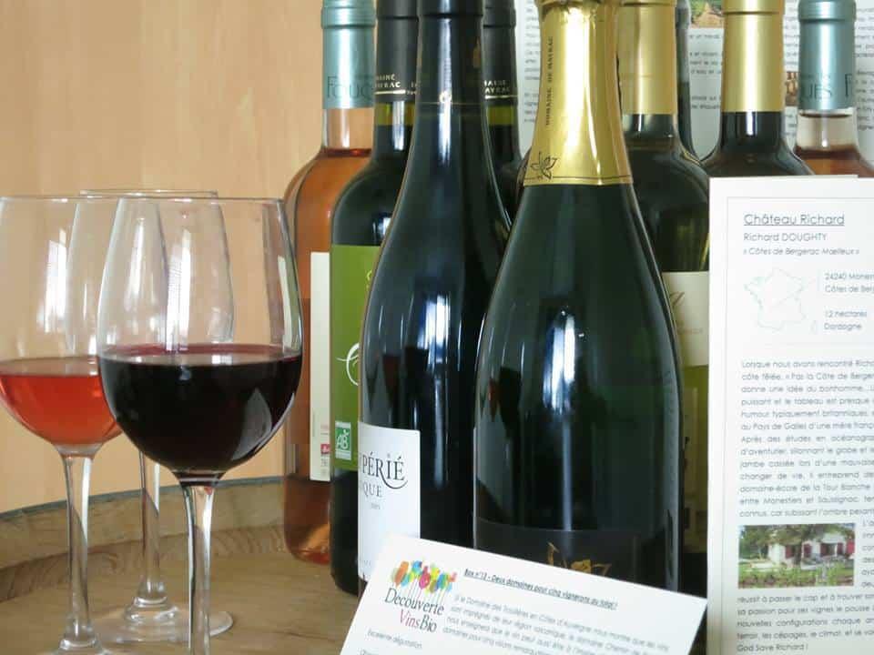 contenu decouverte vins bio
