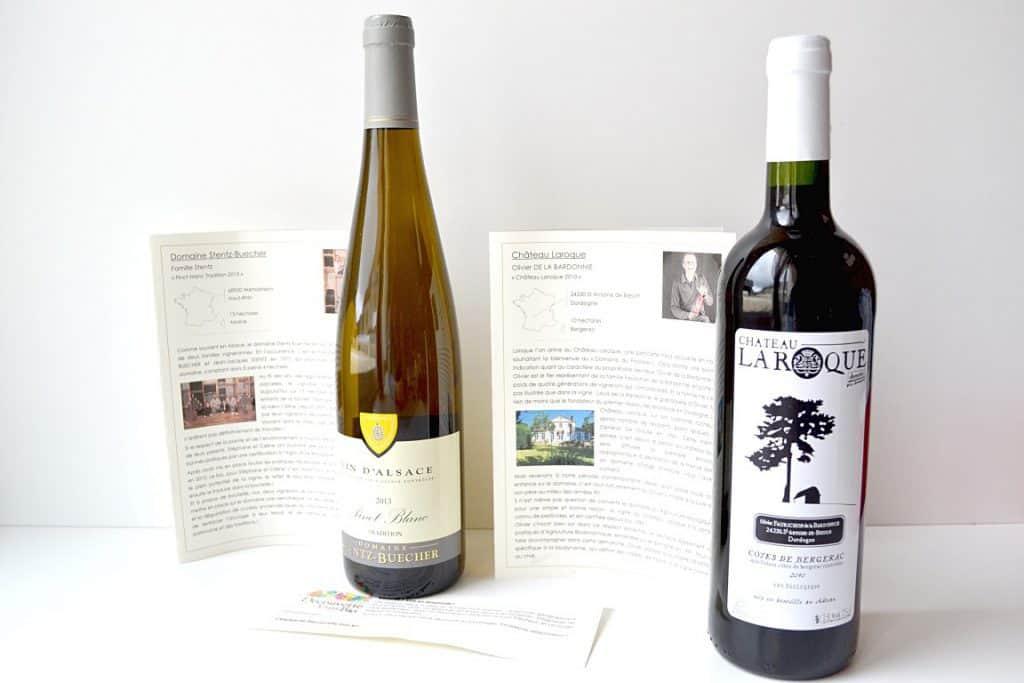 Découverte Vins Bio - Février 2015