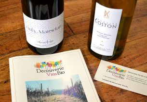 Découverte Vins Bio - Décembre 2016