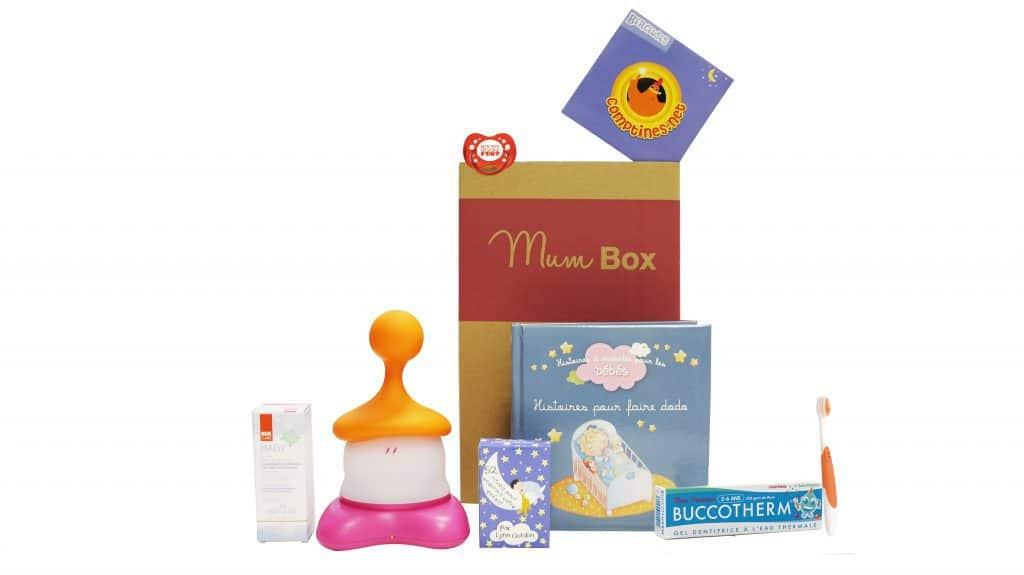 La Mum Box 1ers Dodos